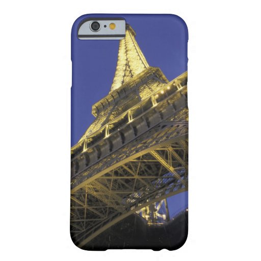 Europe, France, Paris, Eiffel Tower, evening 2 iPhone 6 Case