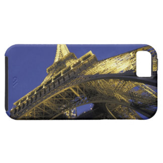 Europe, France, Paris, Eiffel Tower, evening 2 iPhone 5 Cover