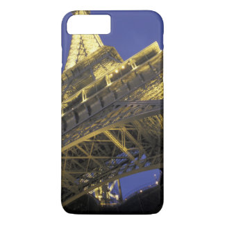 Europe, France, Paris, Eiffel Tower, evening 2 iPhone 8 Plus/7 Plus Case