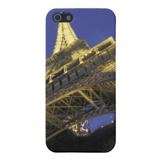 Europe, France, Paris, Eiffel Tower, evening 2 Case For iPhone 5/5S
