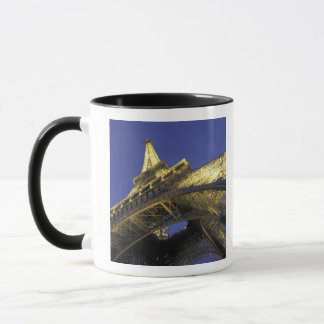 Europe, France, Paris, Eiffel Tower, evening 2 Mug
