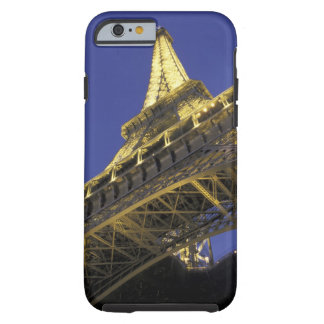 Europe, France, Paris, Eiffel Tower, evening 2 Tough iPhone 6 Case