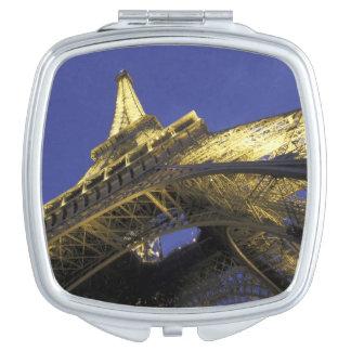 Europe, France, Paris, Eiffel Tower, evening 2 Vanity Mirrors