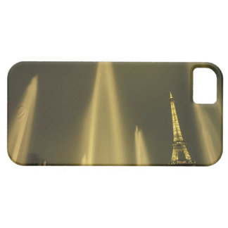 Europe, France, Paris, Eiffel Tower, evening Case For The iPhone 5