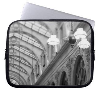 Europe, France, Paris. Interior, Galerie Laptop Sleeve