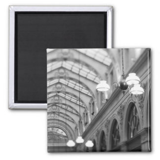 Europe, France, Paris. Interior, Galerie Magnet
