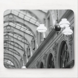 Europe, France, Paris. Interior, Galerie Mouse Pad