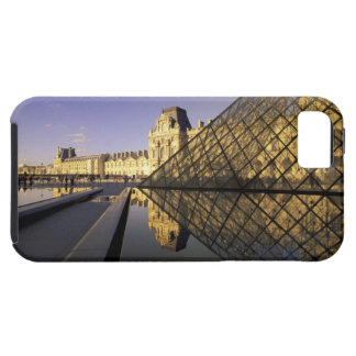 Europe, France, Paris. Le Louvre and glass iPhone 5 Covers
