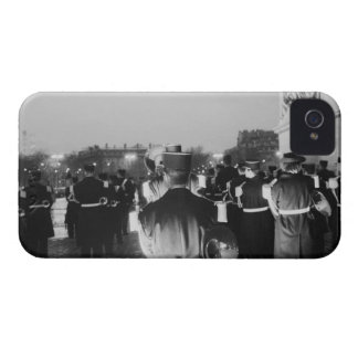 Europe, France, Paris. Military band, Arc de iPhone 4 Cover