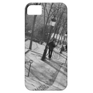 Europe, France, Paris, Montmartre: Morning on iPhone 5 Cover