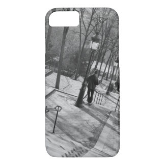 Europe, France, Paris, Montmartre: Morning on iPhone 8/7 Case