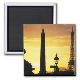 Europe, France, Paris, Place de Concorde. Magnet