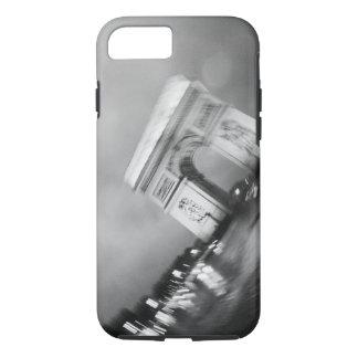 Europe, France, Paris. Spinning Arc de Triomphe iPhone 8/7 Case