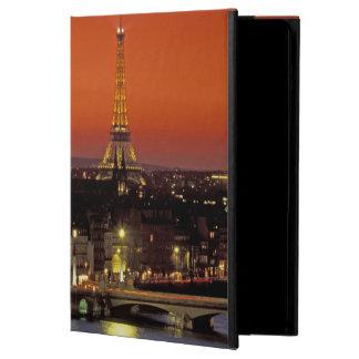 Europe, France, Paris. Sunset view of Eiffel iPad Air Cases