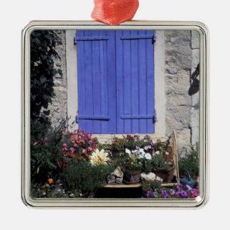 Europe, France, Provence, Aix-en-Provence. Christmas Ornament