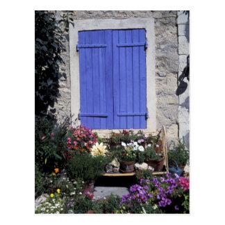 Europe, France, Provence, Aix-en-Provence. Postcard