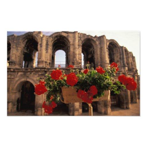 Europe, France, Provence, Arles, Bouches, du, Art Photo
