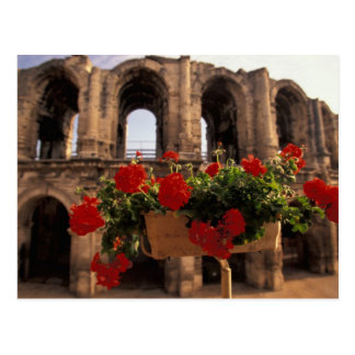 Europe, France, Provence, Arles, Bouches, du, Postcard