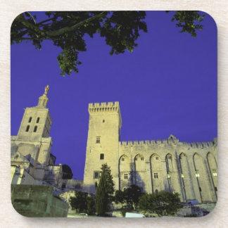 Europe, France, Provence, Avignon. Palais des Coaster