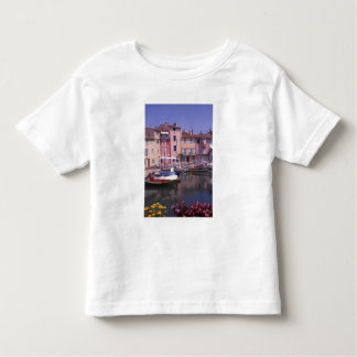 Europe, France, Provence, Martigues. Mirror of Toddler T-Shirt