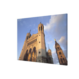 Europe, France, Rhone Valley, Vallee du Rhone, Canvas Print