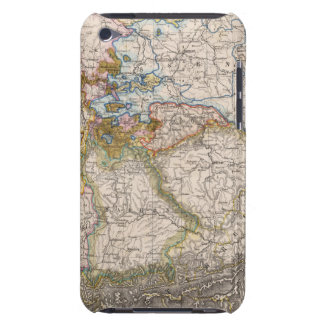 Europe, Germany, Austria iPod Case-Mate Case