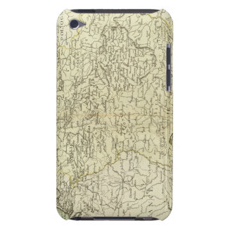 Europe, Germany, Austria iPod Touch Cover