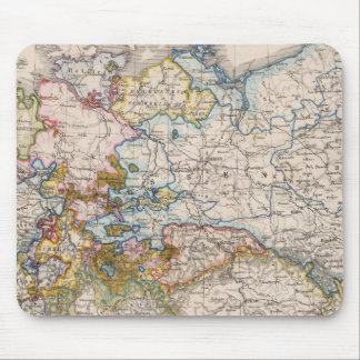 Europe, Germany, Austria Mouse Mat