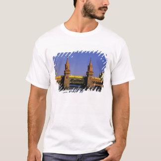 Europe, Germany, Berlin. Kreuzberg, Oberbaum T-Shirt