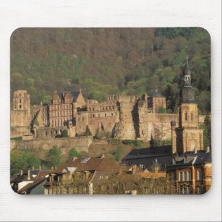 Europe, Germany, Heidelberg. Castle Mouse Mat