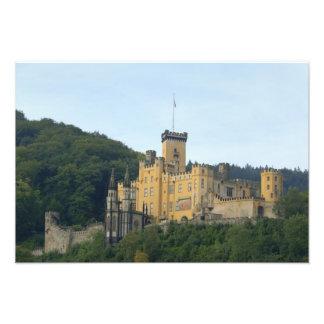 Europe, Germany, near Koblenz, Castle Schloss Photo Print