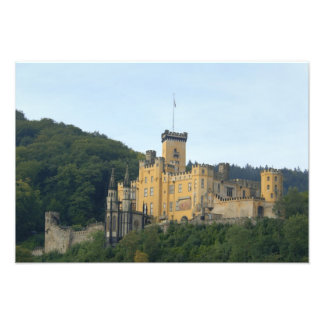 Europe, Germany, near Koblenz, Castle Schloss Photo Print