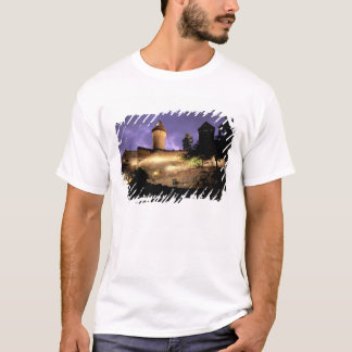 Europe, Germany, Numberg, Imperial Castle T-Shirt