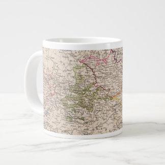 Europe, Germany, Poland Giant Coffee Mug