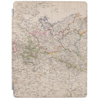 Europe, Germany, Poland iPad Cover