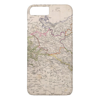 Europe, Germany, Poland iPhone 8 Plus/7 Plus Case