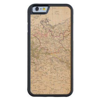 Europe, Germany, Poland Maple iPhone 6 Bumper