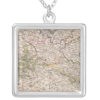 Europe, Germany, Poland Silver Plated Necklace