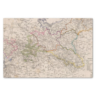 Europe, Germany, Poland Tissue Paper