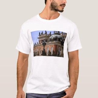 Europe, Germany, Potsdam. Parc Sanssouci, Neus T-Shirt