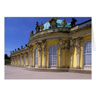 Europe, Germany, Potsdam. Park Sanssouci, 3 Card