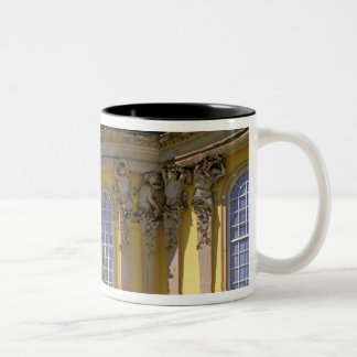 Europe, Germany, Potsdam. Park Sanssouci, 3 Two-Tone Coffee Mug