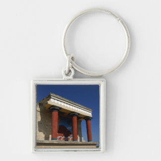 Europe, Greece, Crete (aka Kriti), Heraklion 2 Key Ring