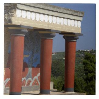 Europe, Greece, Crete (aka Kriti), Heraklion Tile