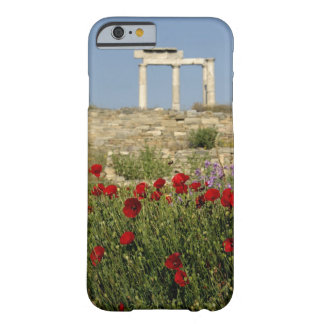 Europe, Greece, Cyclades, Delos. Column ruins. 2 Barely There iPhone 6 Case