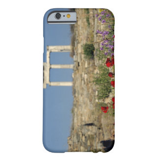 Europe, Greece, Cyclades, Delos. Column ruins. Barely There iPhone 6 Case