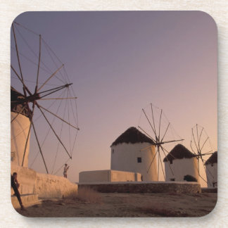 Europe, Greece, Cyclades Islands, Mykonos, Coaster