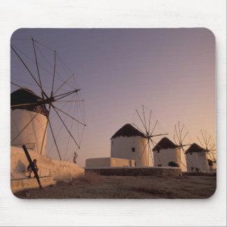Europe Greece Cyclades Islands Mykonos Mousepad