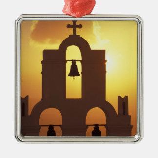 Europe, Greece, Cyclades Islands, Santorini, Christmas Ornament