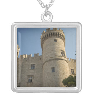 Europe, Greece, Dodecanese Islands, Rhodes: Silver Plated Necklace